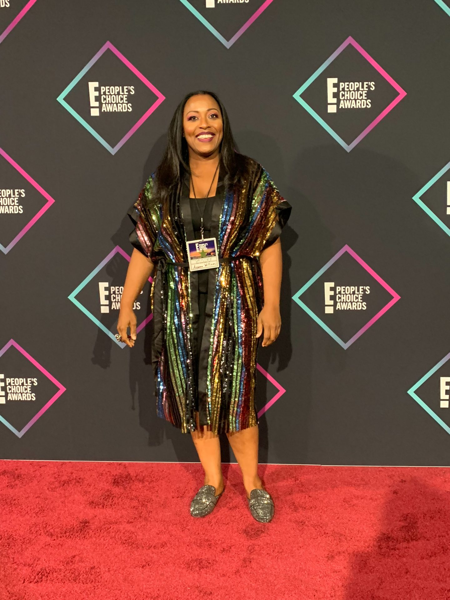 Ayanna Henderson signs on as E! People's Choice Awards 18′ Social Media Manager