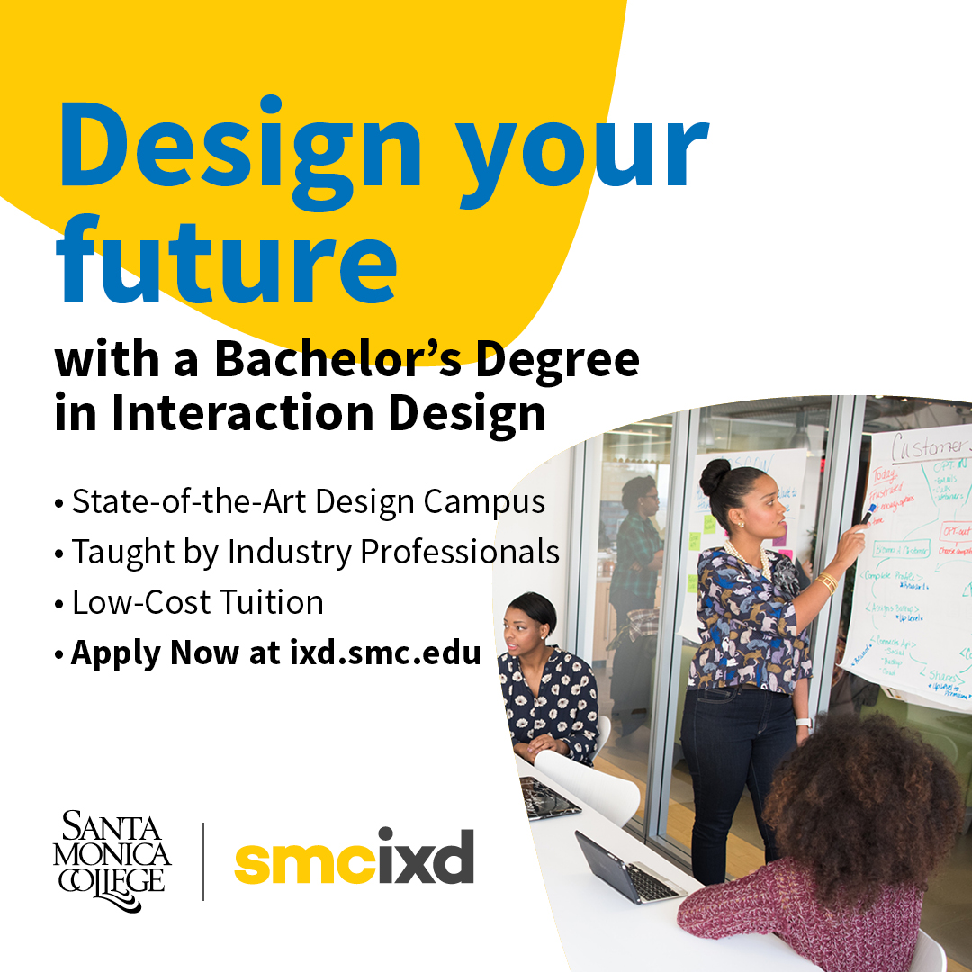Looking for a Career Change? Consider a Bachelor's Degree in Interaction Design