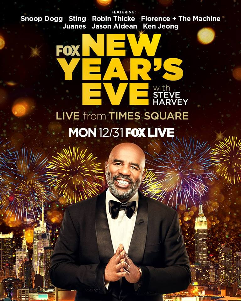 Ayanna Henderson set to manage Steve Harvey's Social Media for FOX's New Year's Eve With Steve Harvey: Live From Times Square