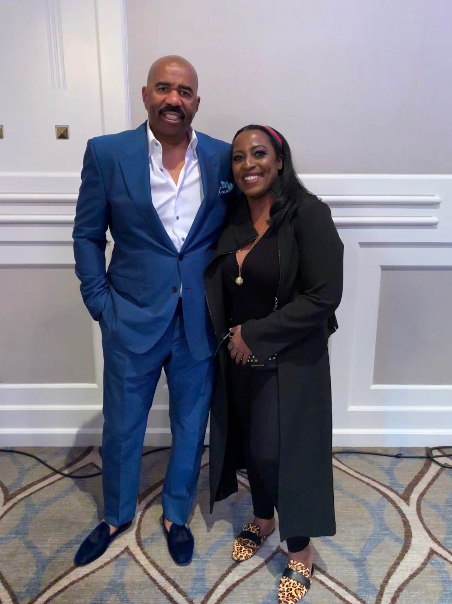Ayanna Henderson Signs on as Exclusive Social Media Live Event Producer & Manager for Steve Harvey's Vault Conference