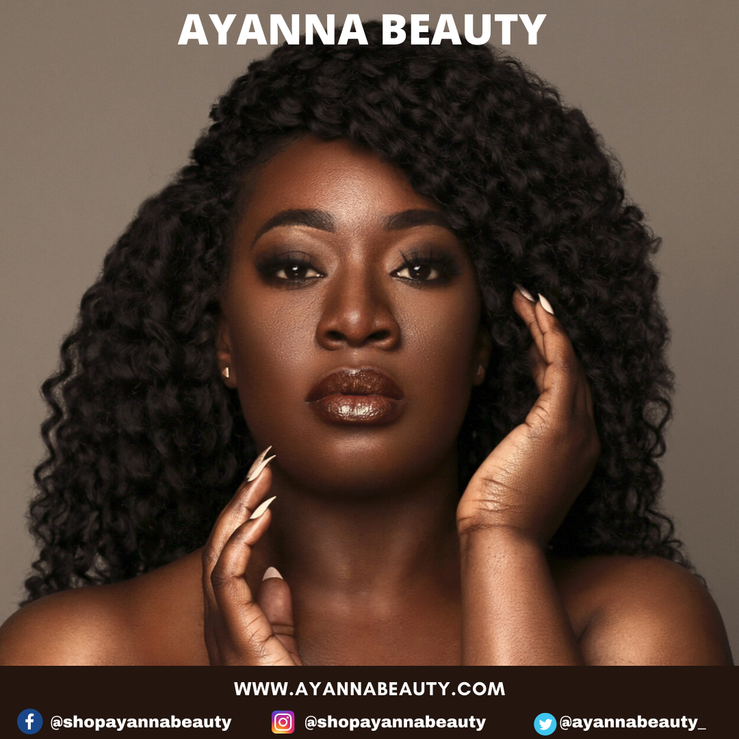 AyannaBeauty.com | From Brand Development to Execution